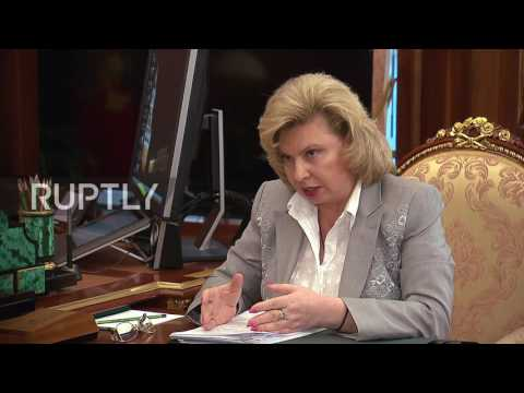 Russia: Putin to discuss alleged LGBT rights violations with prosecutor general