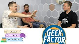 czy można zarabiać na recenzjach? | rozmowa z Kaczmarem z Geek Factor