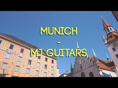 Vacanza a Monaco di Baviera pt.1: gli SCORPIONS e CHITARRE VINTAGE! - Guitar Globetrotter