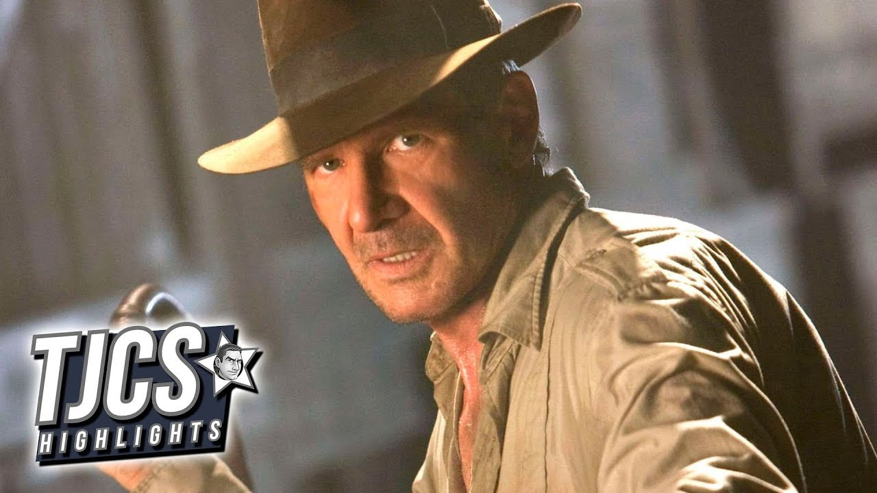 Download Indiana Jones 5 Goes In For Another Rewrite