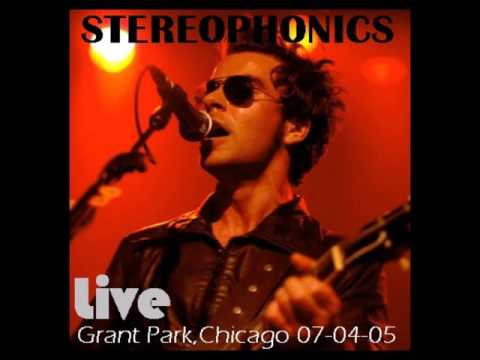 Stereophonics - Live at Grant Park, Chicago (AUDIO) 2005