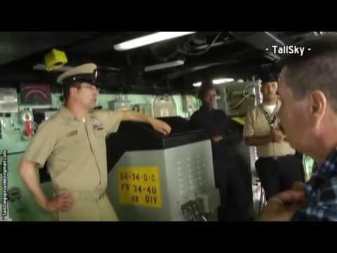 US Navy: Tour USS San Diego (LPD-22) Welcome Aboard! A 30 Minute Walk-thru