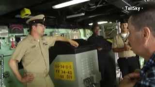 US Navy: Tour USS San Diego (LPD-22) Welcome Aboard! A 30 Minute Walk-thru in HD!