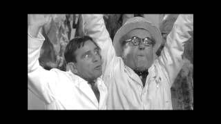 A Stitch in Time, Norman Wisdom: robbery + Mr Grimsdale emergency