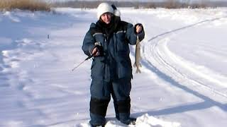 Зимняя рыбалка в Сузуне База Клевое место