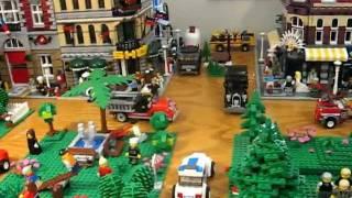 My Updated Lego City