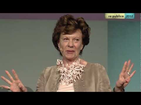 re:publica 2012 - Neelie Kroes - The Internet Freedoms on YouTube