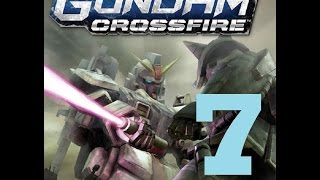 One helicopter...  - Episode 7 - Mobile Suit Gundam Crossfire