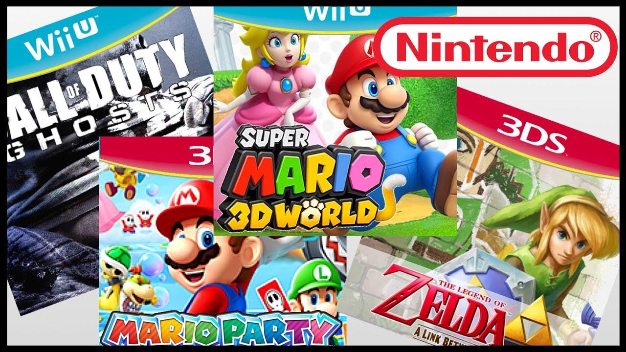 November Upload Schedule Lots Of Great Nintendo Games