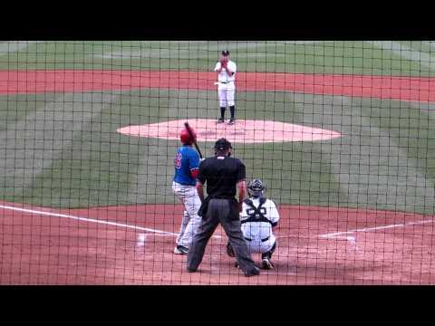 Corey Black strikes out Wander Ramos