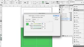 easy InDesign tutorial - folded greeting card - part I