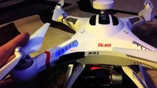 Tips for owning a Cheerson CX20 Quadcopter (or any other one)