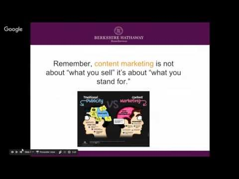 Creating a Killer Marketing Content Strategy