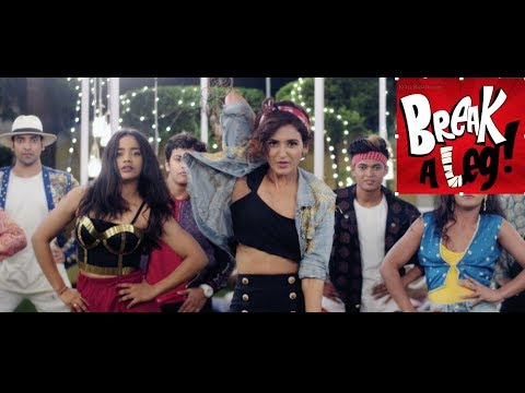 Break A Leg - Official Video feat Shakti Mohan | Poppin Ticko | Aryan | Alisha | Wild Ripperz