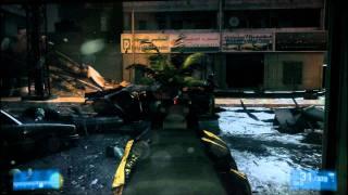 Battlefield 3 Singleplayer Gameplay Mission 3 Uprising