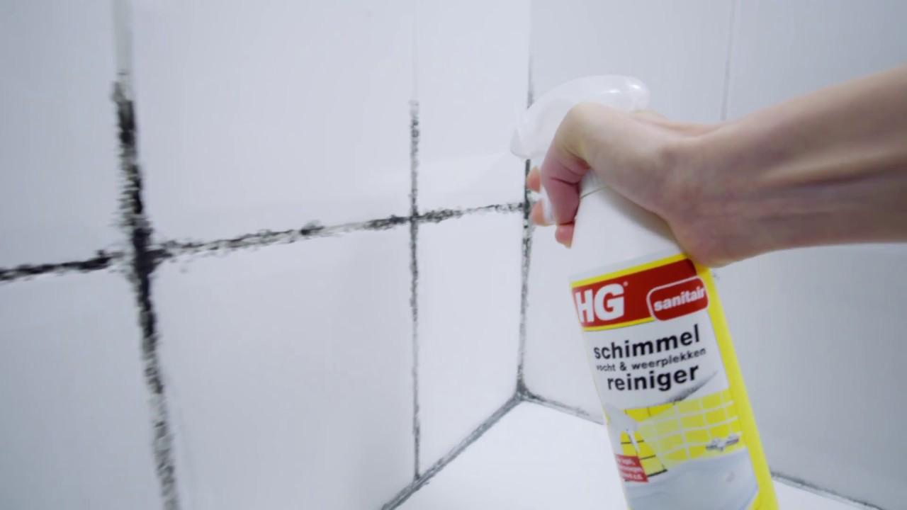 Schimmel Verwijderen Muur : Schimmel in de badkamer schimmel verwijderen van muren en
