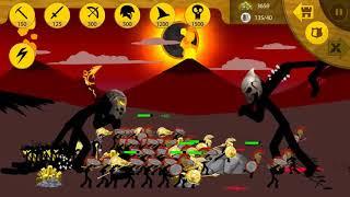 Stick War Legacy | Giant Boss Vs Insane Cruise | Insane Tournament Mode P2