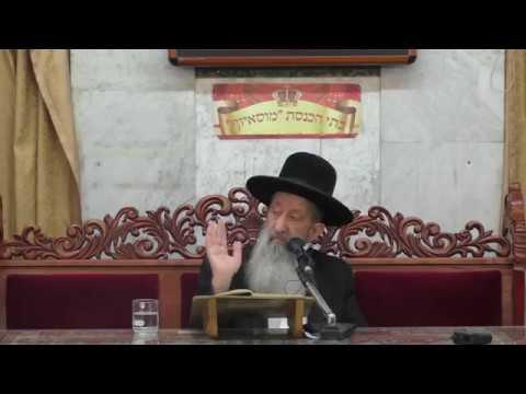 הרב בן ציון מוצפי שערי תשובה חובה לצפות!!