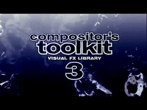 Digital Juice - Compositors ToolKit 3 demo reel