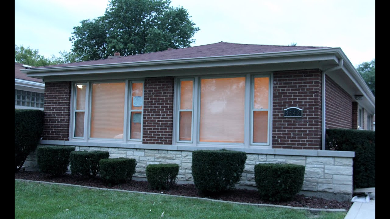 Completely Renovated Brick Ranch For Sale In Skokie Youtube