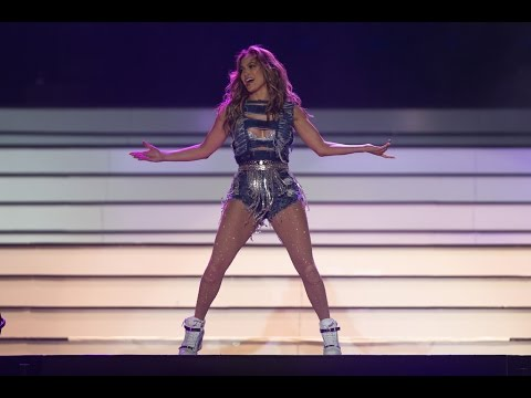 Jennifer Lopez - I Luh Ya Papi (Dubai World Cup)