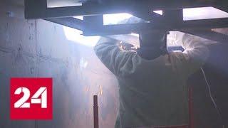"""Участок метро """"Саларьево"""" - """"Столбово"""" откроют весной - Россия 2"""