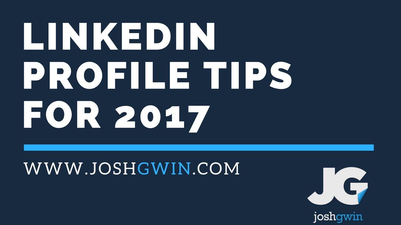 Linkedin profile how to edit your linkedin profile summary in 2017 linkedin profile how to edit your linkedin profile summary in 2017 malvernweather Gallery
