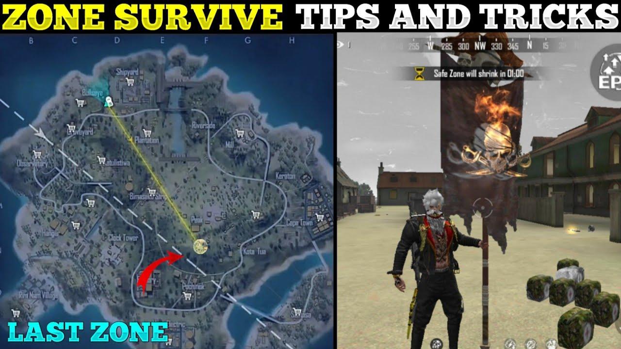 Download Zone survive tips and tricks in tamil   Last zone medkit battle   VOK Gaming