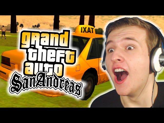 GTA SA: MOJ PRVI STAN! (GTA San Andreas Epizoda 5)