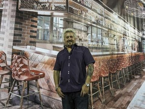 Fourth Street Live!: Announcing Guy Fieri's Smokehouse