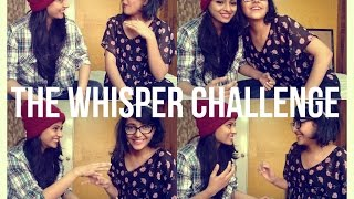 The Whisper Challenge | TheLoveClub Thumbnail