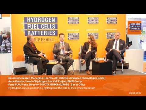 Hydrogen Council: positioning hydrogen at the core of the climate transition