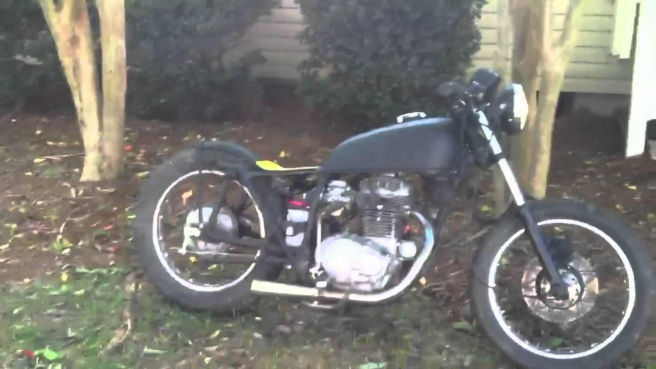 1974 Honda Cb360 Bobber