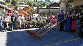 Les plus anciennes traditions de la montagne s'invitent à Vars
