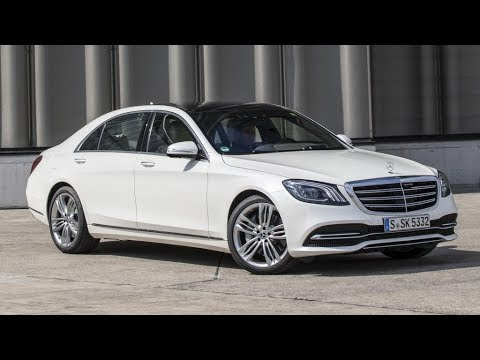 2019 Mercedes Benz S 450 Awesome Interior Youtube
