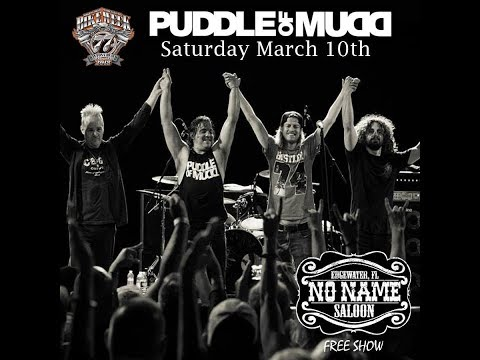 Puddle of Mudd - Edgewater, FL - March 10, 2018 - Full Concert