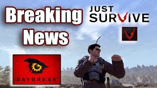 Just Survive Game Play | Breaking News | Layoffs at Daybreak