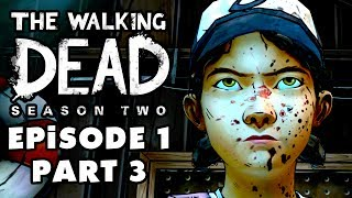 The Walking Dead: Season 2 - Episode 1: All That Remains - Gameplay Walkthrough Part 3