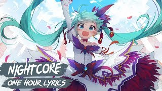 Nightcore - Ievan Polkka (Remix) | 1 Hour & Lyrics