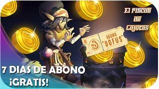 [DOFUS] ¡7 DIAS DE ABONO GRATIS!