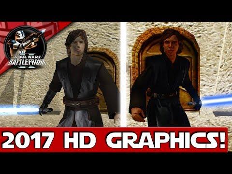 Star Wars Battlefront II: 2017 HD Graphics Mod & Battlefront: Evolved   Installation Guide