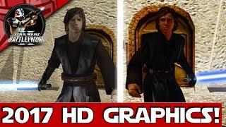Star Wars Battlefront II: 2017 HD Graphics Mod & Battlefront: Evolved | Installation Guide