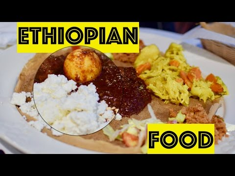 Delicious Ethiopian Food Los Angeles Happy Thanksgiving!