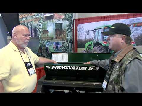 BEST ALL IN ONE FOOD PLOT IMPLEMENT - THE FIRMINATOR G3