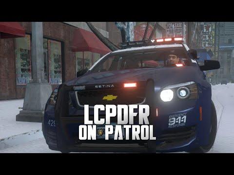ON PATROL - LCPDFR [DAY 79] SNOW PATROL
