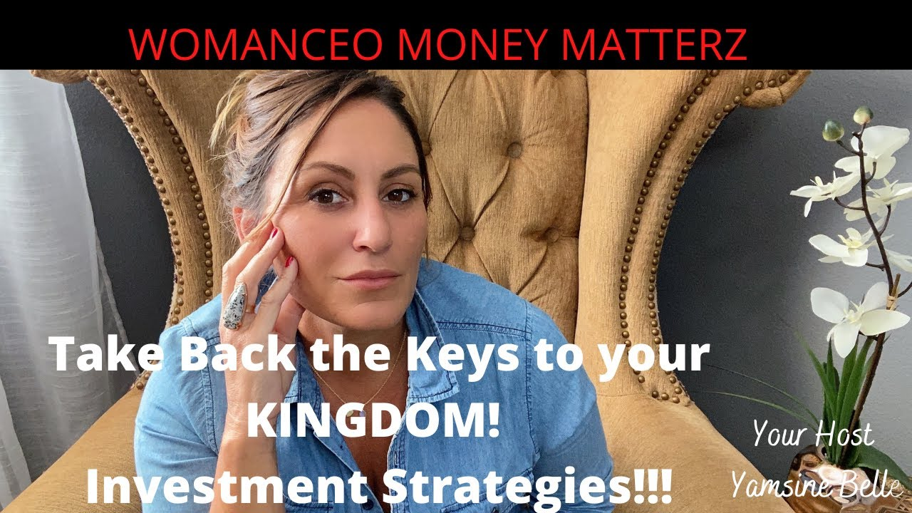 How investment strategies lead to financial freedom! Take back the keys to your kingdom.
