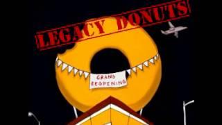 "E-Doble H & BIGplata - ""Legacy Donuts"" [Beat Tape, 2015]"