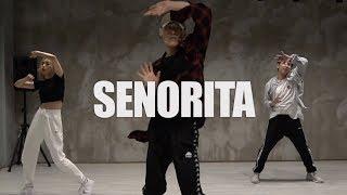 Shawn Mendes, Camila Cabello - Señorita / Jin.C choreography dance