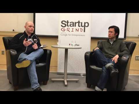 Startup Grind Halifax hosts Eric Bahn