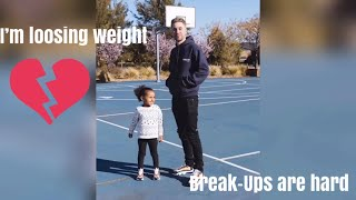 LATEST UPDATE! Jaime Explanation Of Why He Is Loosing Weight | Jaime And Nikki Breakup